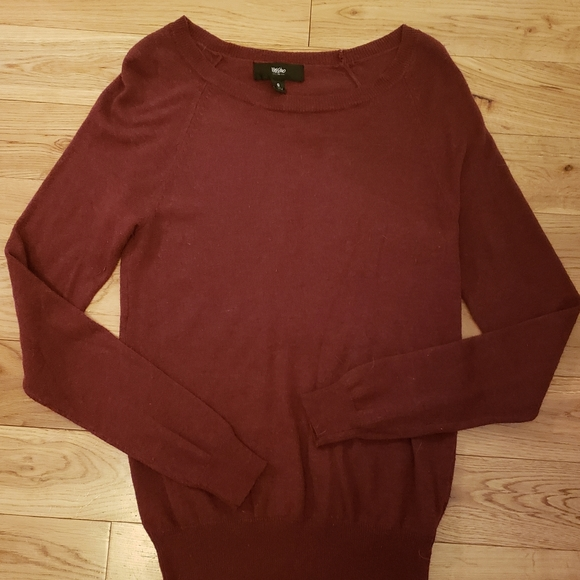 💥 3 FOR 15💥 Mossimo maroon top